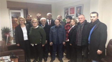 Kemal Kılıçdaroğlu'na bayrak açtılar!