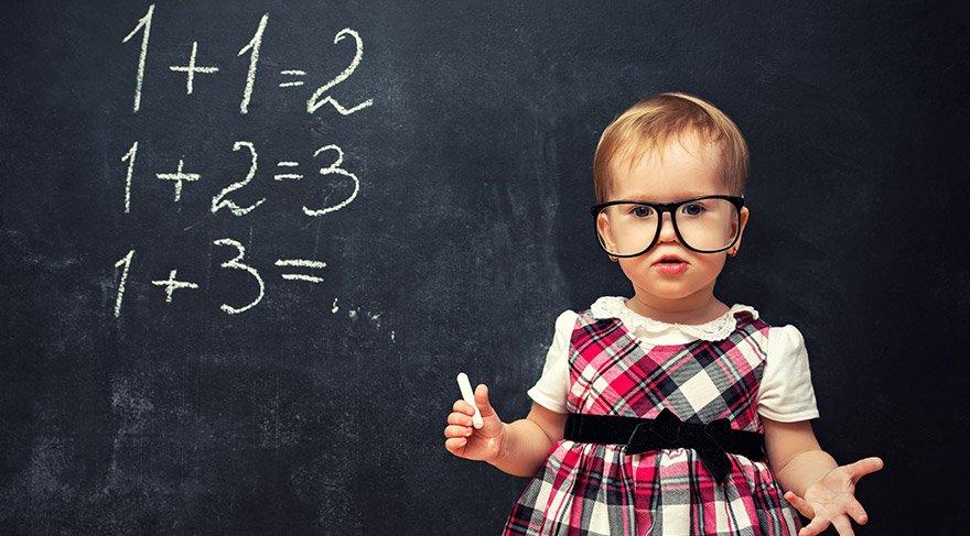 Çocuklarda zeka gelişimi artırmanın 5 adımı