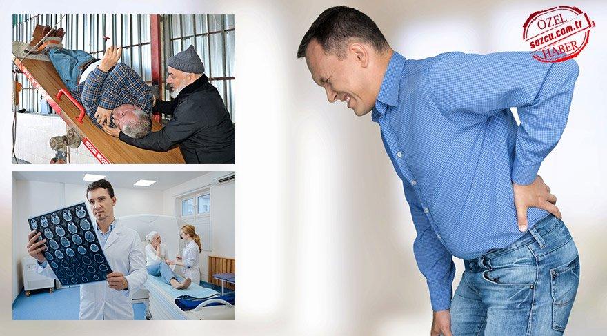 Türk Nöroşirürji Derneği'nden açıklama: Bel ağrısına bilimsel çözümler arayın