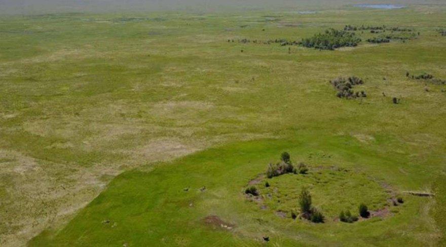 Sibirya'da 2800 yıllık İskit prensine ait 'donmuş' kurgan bulundu
