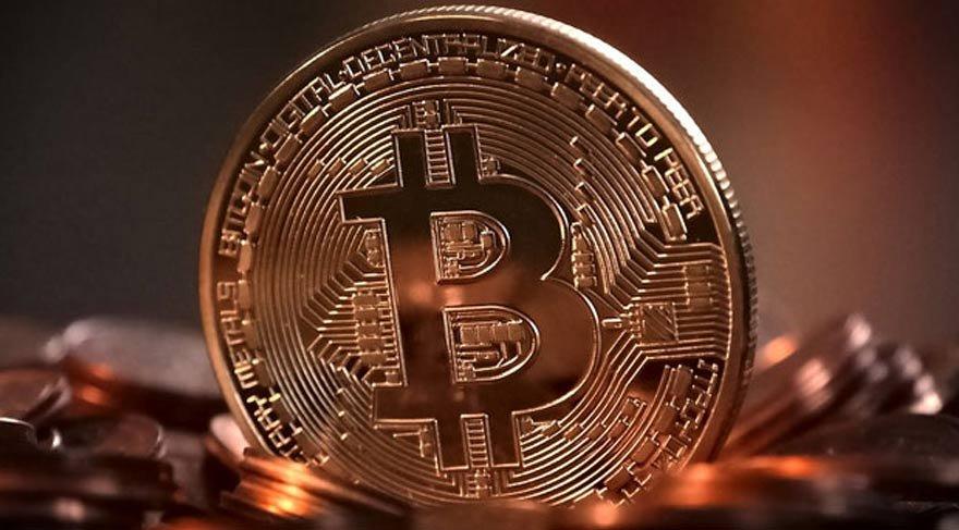Bitcoin'de sert düşüş!