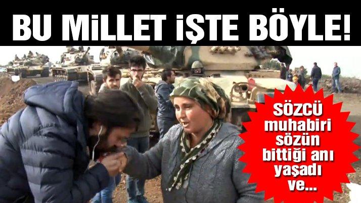 Türkiye'yi ağlatan asker annesi Yüksel teyze…