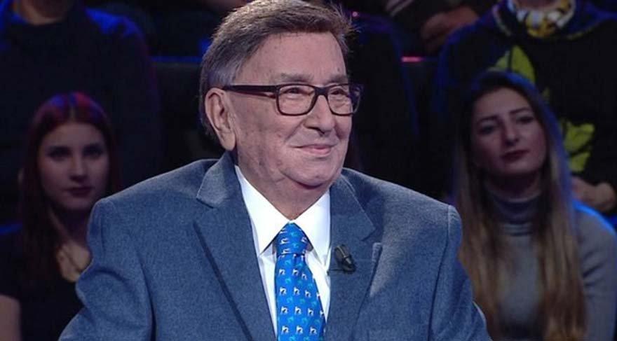 Eurovision efsanesi Bülend Özveren'in 'Kim Milyoner Olmak İster' performansı