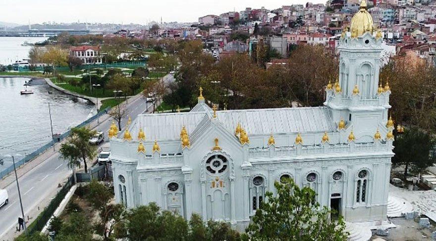 Demir Kilise açılıyor
