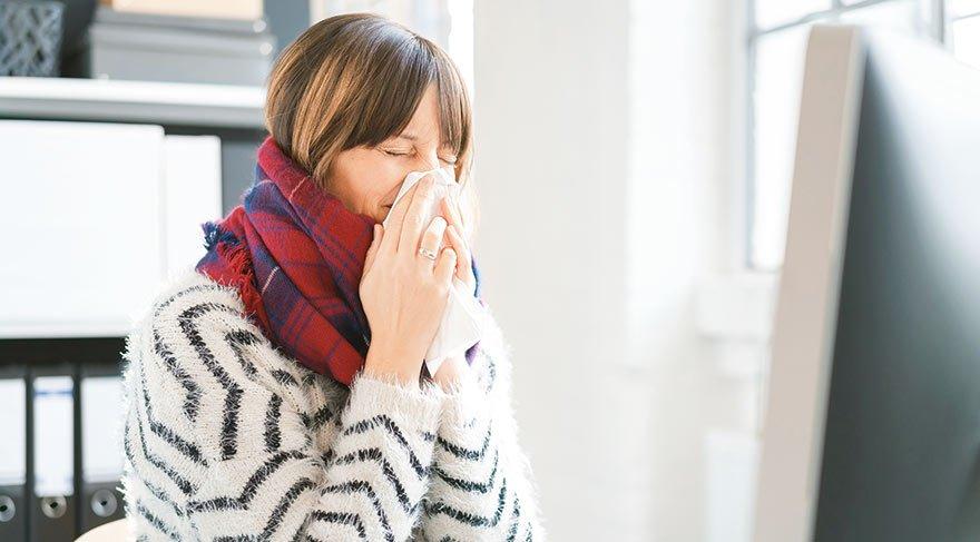 Nezle ve gribe karşı beslenme önerileri