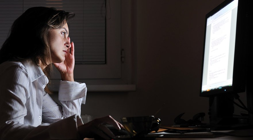 Gece çalışan kadınları bekleyen tehlike!