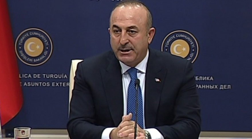 Çavuşoğlu'ndan ABD'ye sert tepki: İki yüzlü olma