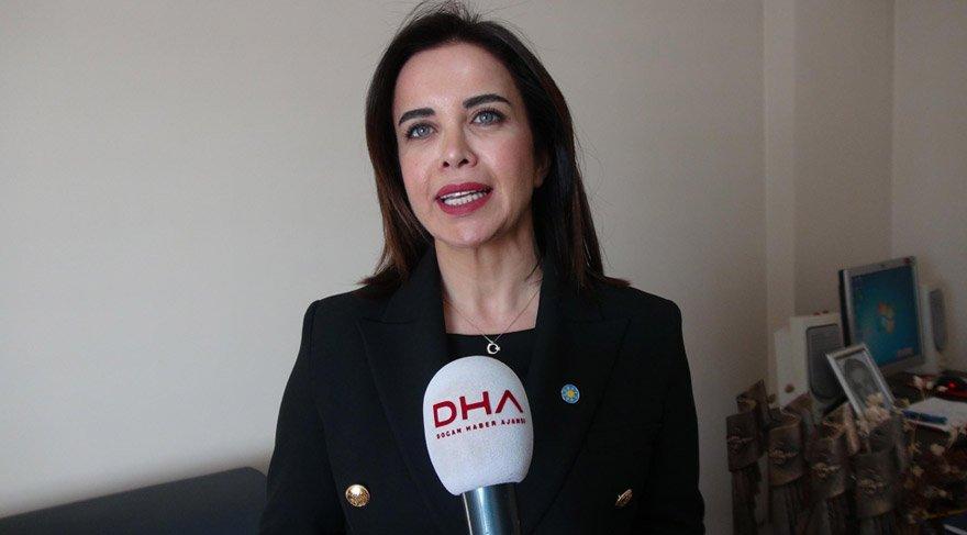 Meral Akşener'in Başdanışmanı Çiğdem Özer: İYİ Parti merkez partisi