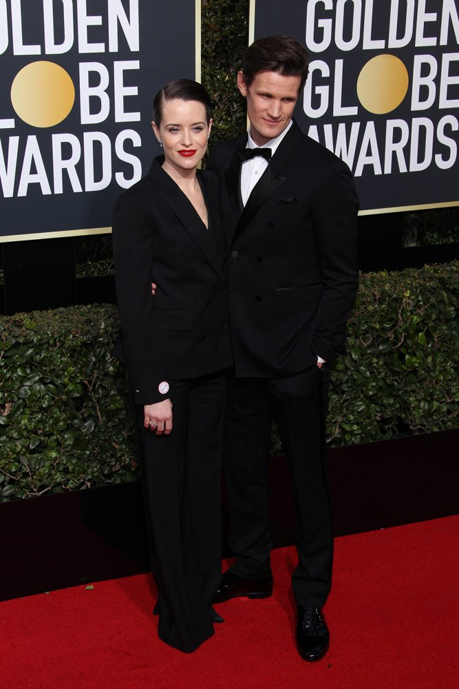 CLAIRE FOY - MATT SMITH