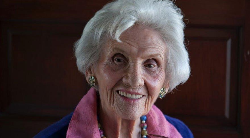 Connie Sawyer 105 yaşında vefat etti