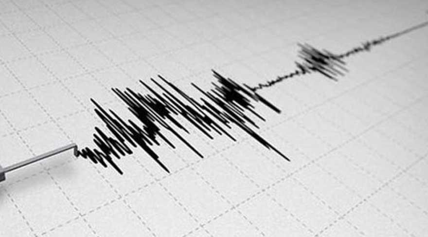 İran sınırında 5.5 büyüklüğünde deprem