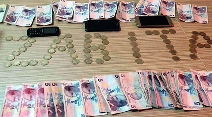 Babasının dilendirdiği Suriyeli çocuklarda 340 lira bulundu