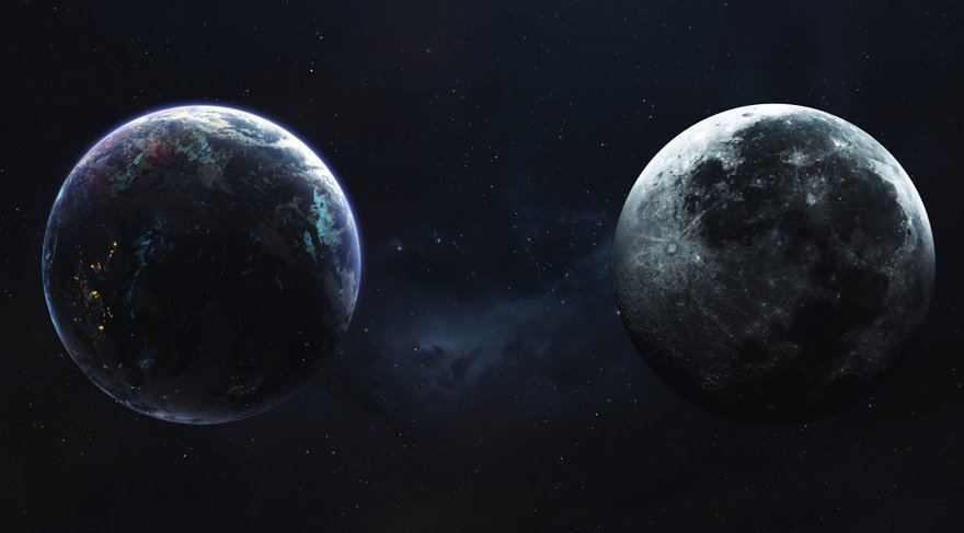 Kanlı Mavi Süper Ay tutulmasının Türkiye ve dünya üzerindeki etkisi