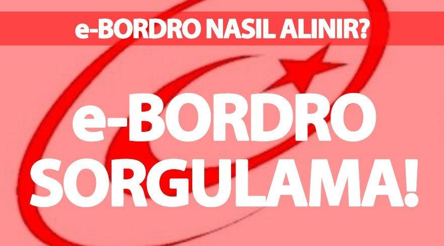 e-Bordro sorgulama ekranı: e-Devlet Maliye Bakanlığı e-Bordro hizmeti! Memur maaş bordrosu nasıl alınır?