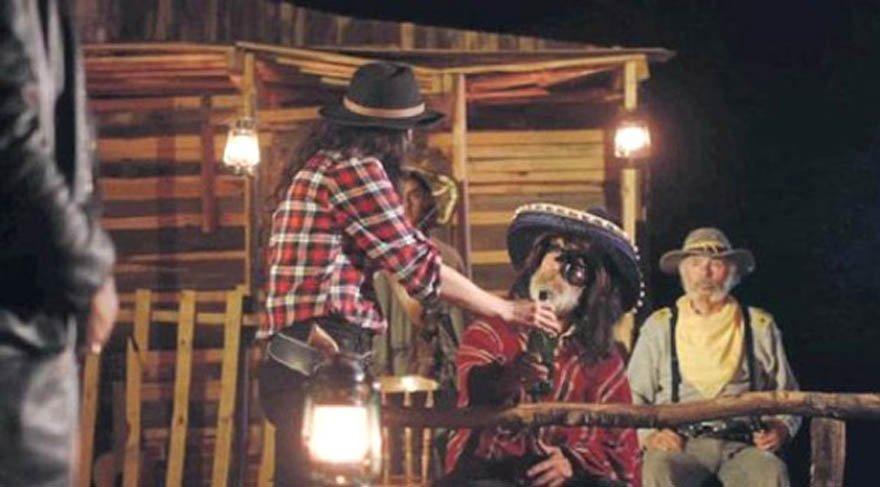 Büyük umutlarla çekilen Türk western filmini 85 kişi izledi