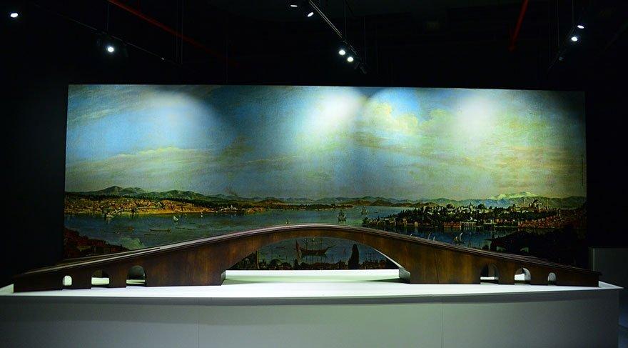 Leonardo Da Vinci'yi 25 bin kişi ziyaret etti!
