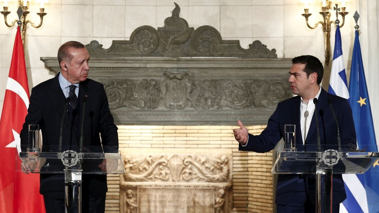 Yunanistan'dan küstahlık... Çipras'tan Türkiye'ye akıl almaz sözler