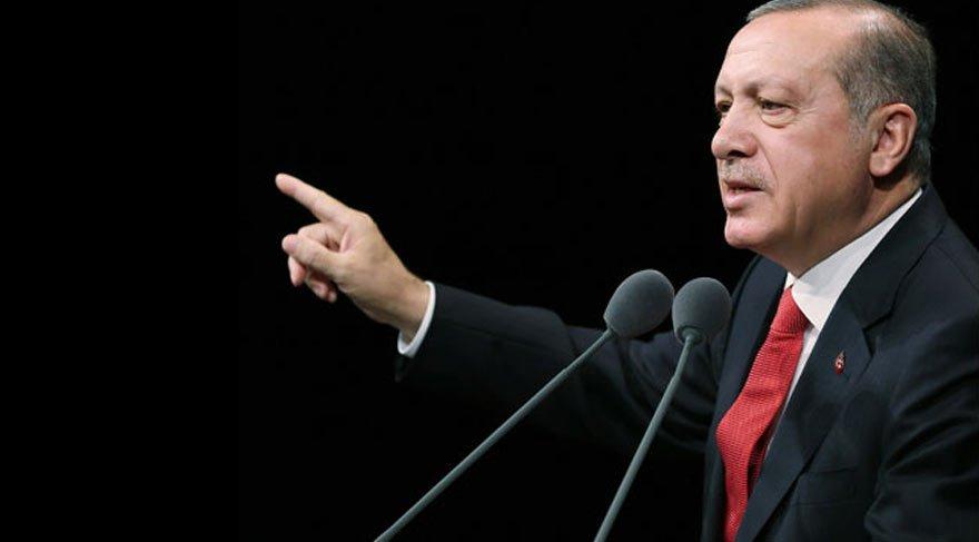 Erdoğan bir istifa daha istedi!