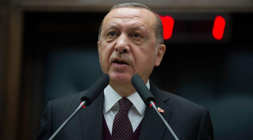 Erdoğan: Sayın Bahçeli'ye teşekkür ediyorum…