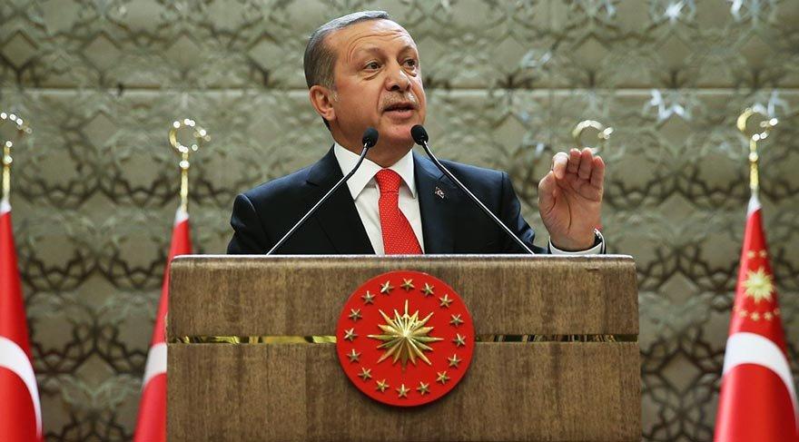 Erdoğan: İttifakı milli mutabakat olarak görüyoruz