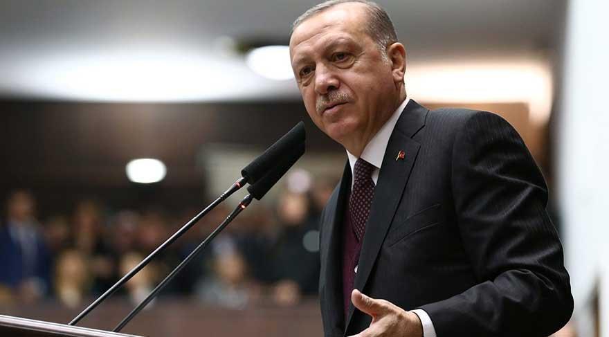 Cumhurbaşkanı Erdoğan'dan Münir Özkul'la ilgili dil sürçmesi
