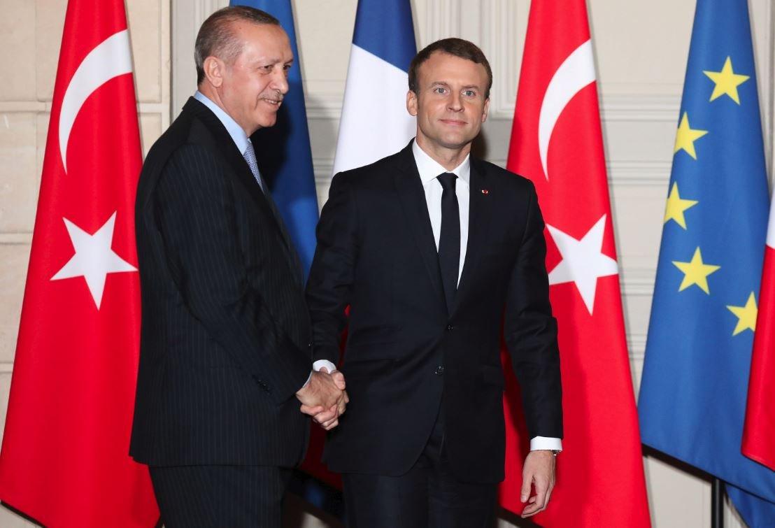erdoganmacron