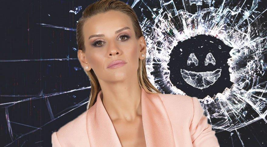 Black Mirror'da Esra Erol rüzgarı!