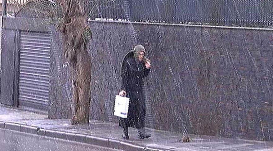 Son dakika! İstanbul'un yüksek kesimlerinde kar yağışı başladı