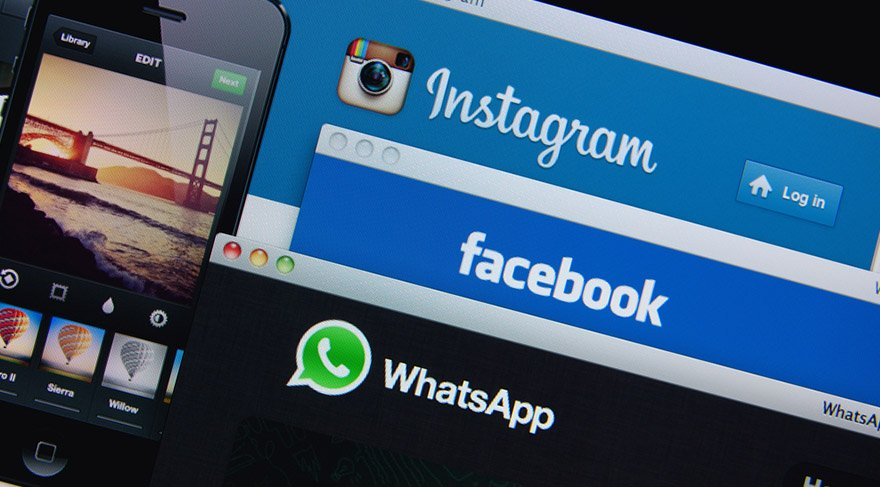 Görünce şaşırmayın! Son haberlere göre WhatsApp, Instagram ve Facebook birleşiyor…