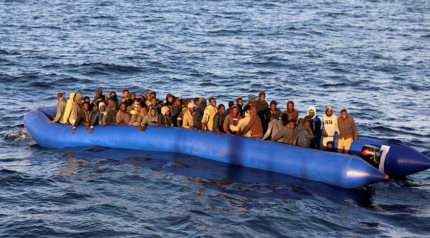 Akdeniz'de yine facia: En az 100 sığınmacı kayıp...