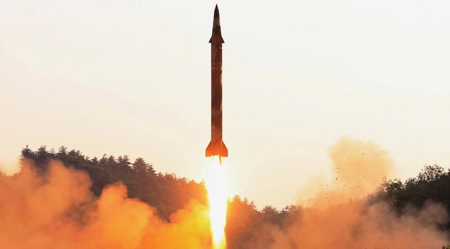 """""""Kuzey Kore füze fırlattı"""" haberi panik yarattı"""