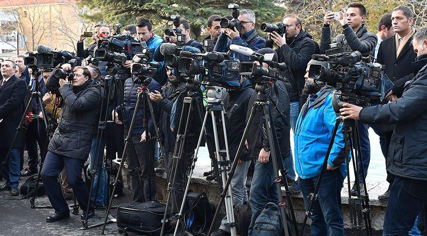 Kalp krizi riskinin en çok görüldüğü meslek grubu gazetecilik...