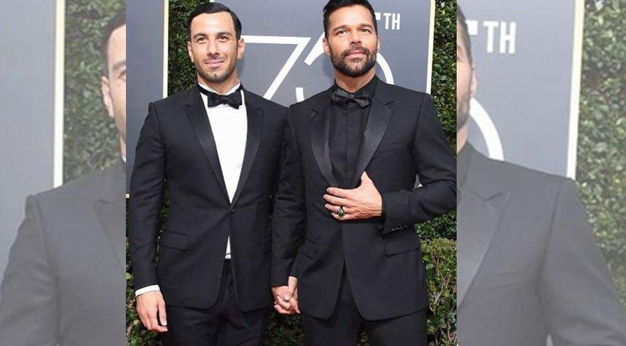 Ricky Martin hayatını Jwan Yosef ile birleştirdi!