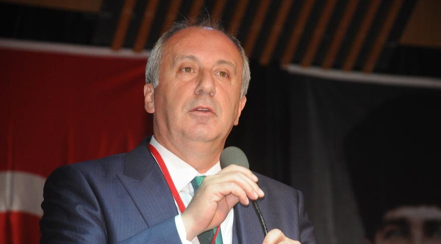 CHP'li İnce, genel başkanlığa adaylığını Ankara'da duyuracak