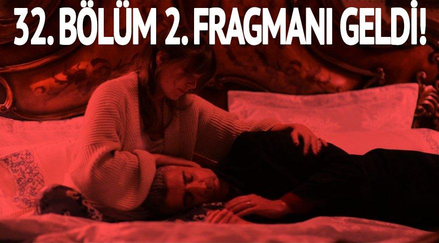 İstanbullu Gelin 32. bölüm 2. fragmanı geldi! İstanbullu Gelin 31. son bölüm izle 'Ben yanarsam seni de yakarım!'