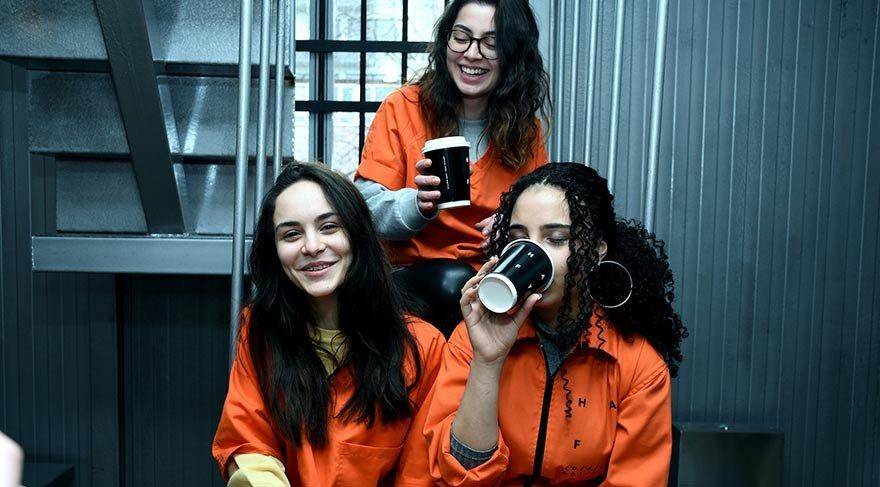 Türkiye'nin ilk 'hapishane' kafesi