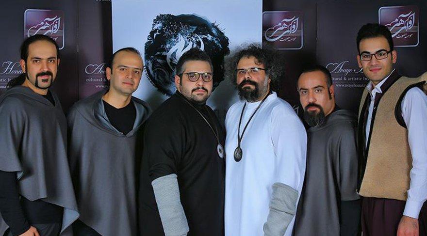 İranlı grup Kako Band, Türkiye'ye geliyor