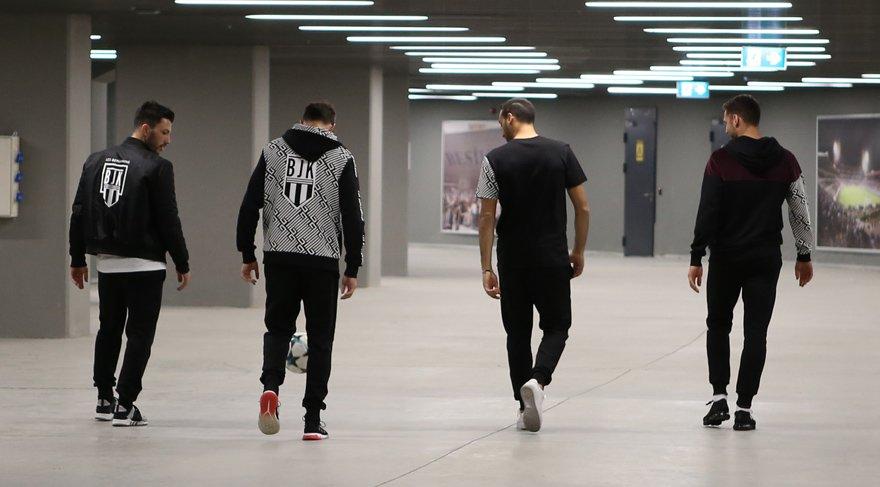 Beşiktaş, Les Benjamins ile işbirliği yaptı