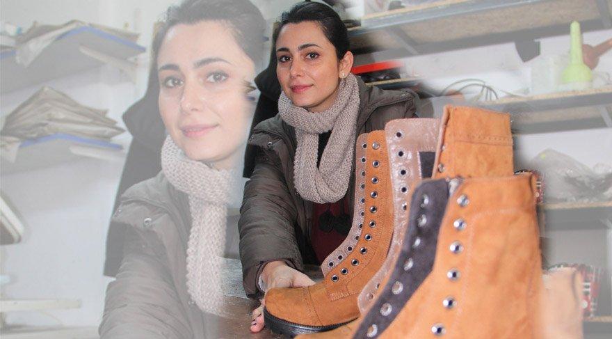 Nazenin Jamali, psikoloji eğitimi almak için ayakkabı ustası oldu