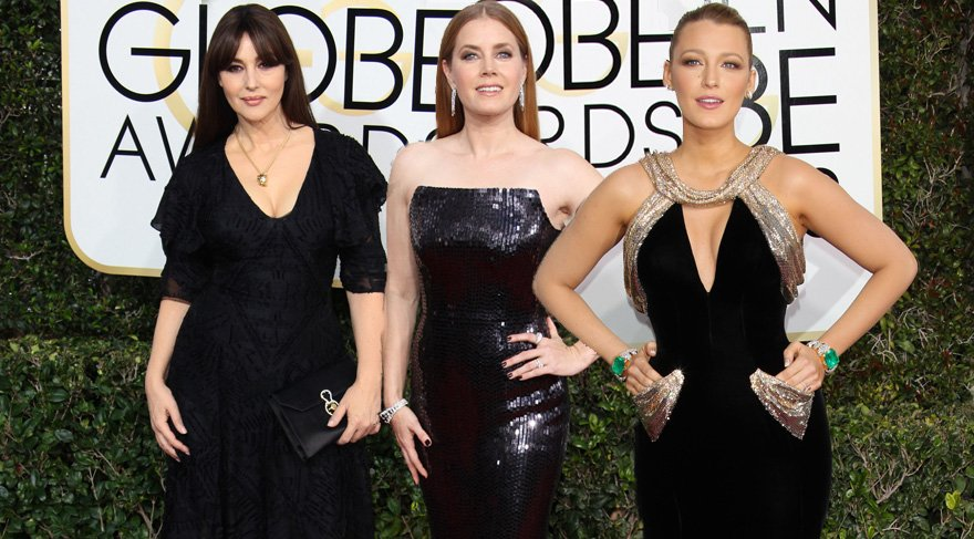 Golden Globes'a protesto damga vuracak