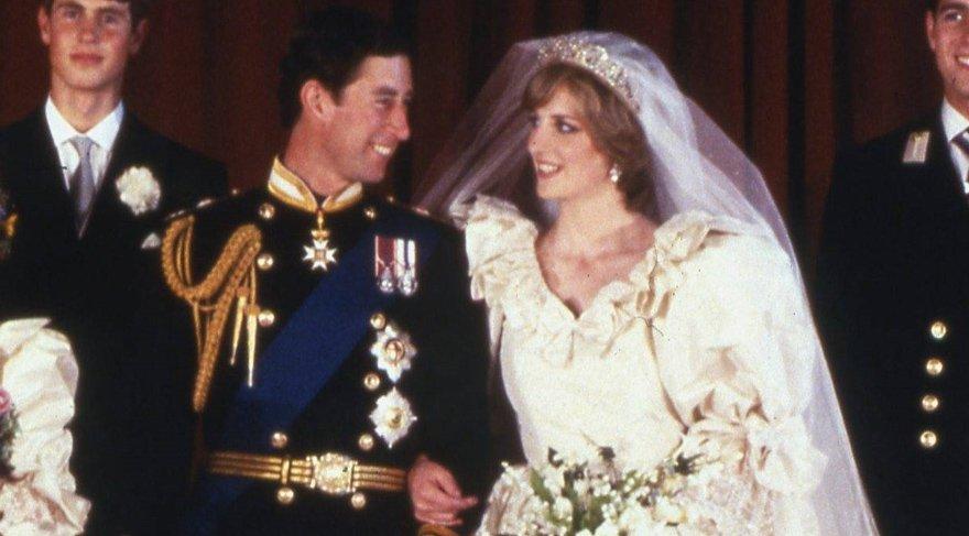 Lady Diana'nın gelinliği yeniden mi yorumlanıyor?