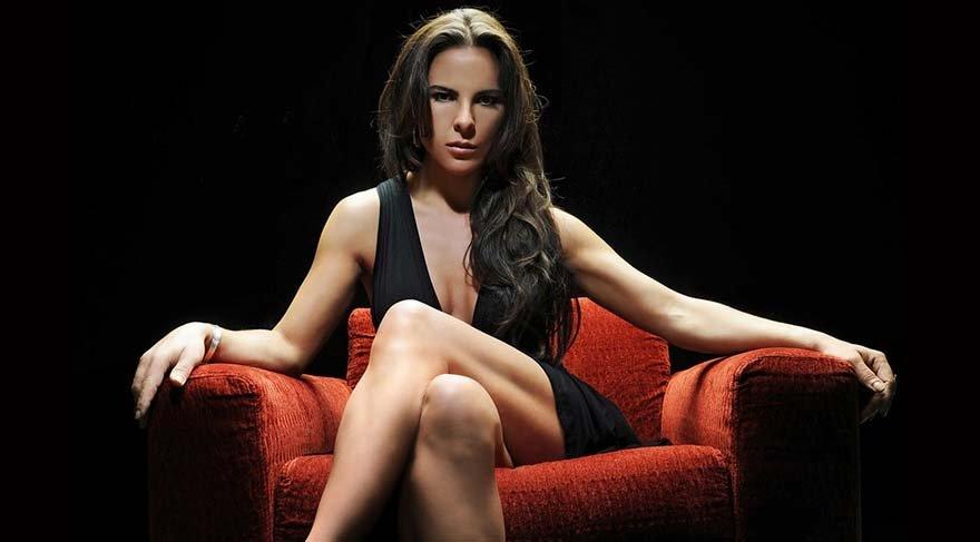 Son kurban Kate del Castillo oldu! Çıplak fotoğraflarını internette yayınlandılar