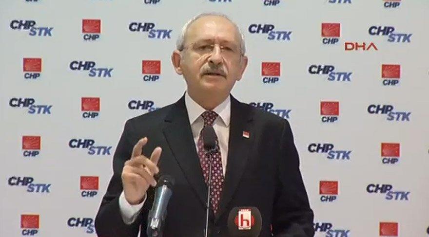 Kılıçdaroğlu operasyondaki askerlere başarılar diledi, PKK'lılar çıldırdı!