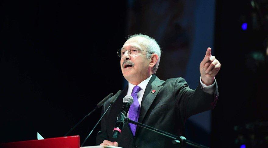 Kılıçdaroğlu, CHP İstanbul il kongresinde konuştu: 21. yüzyılda kendini yakan adam...