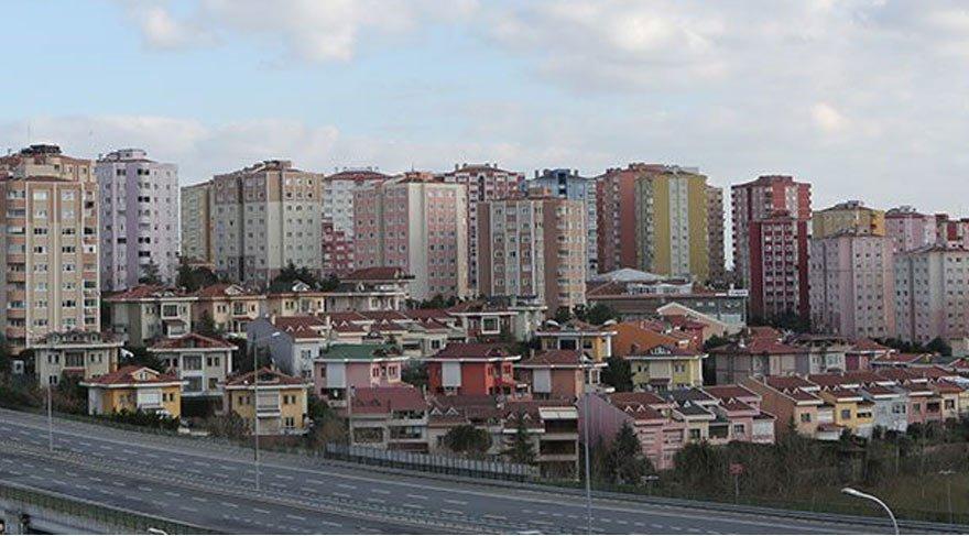 Işte Türkiyenin Renk Haritası Ekonomi Haberleri