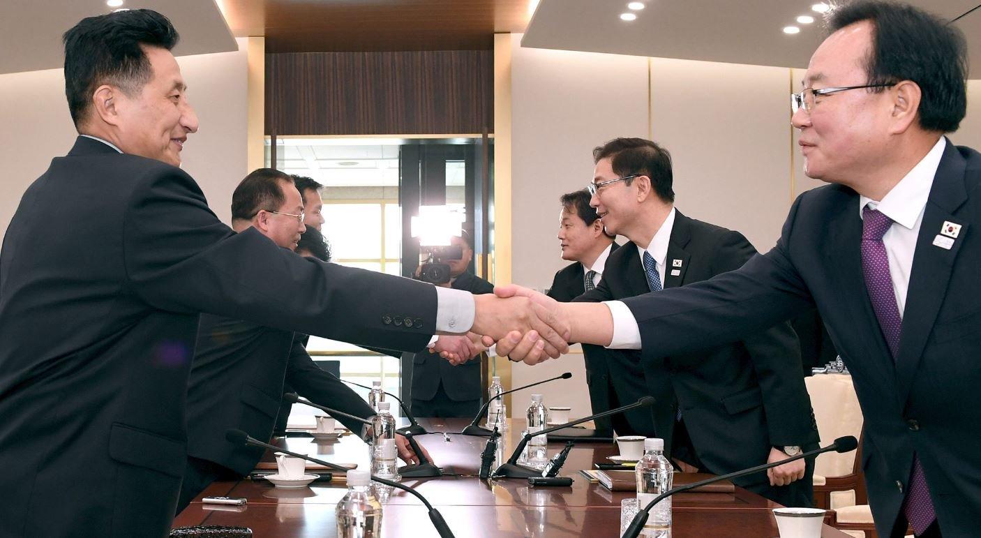 Kuzey ve Güney Kore'den tarihi karar!