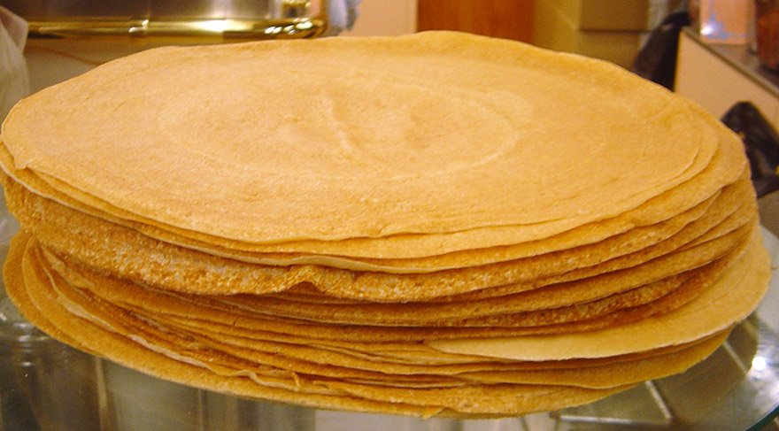 Pratik krep tarifi ve malzemeleri: Kahvaltılık krep nasıl yapılır?