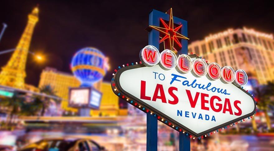 Harikalar diyarı Las Vegas