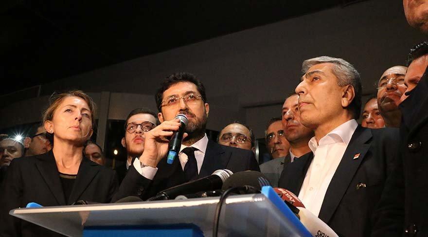 Görevden uzaklaştırma kararı sonrası Beşiktaş Belediye Başkanı Murat Hazinedar'dan son dakika açıklaması