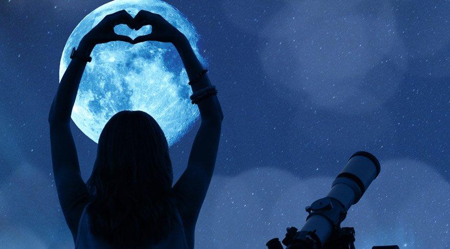 Süper Mavi Kanlı Ay tutulması ne anlama geliyor, ne zaman izlenecek?